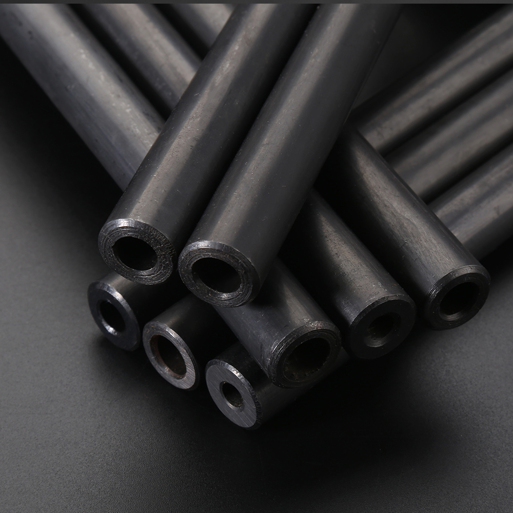 10mm O/D Round Seamless Steel Pipe Round Hollow Tube Pipe  Seamless Tube Piepe For Home DIY