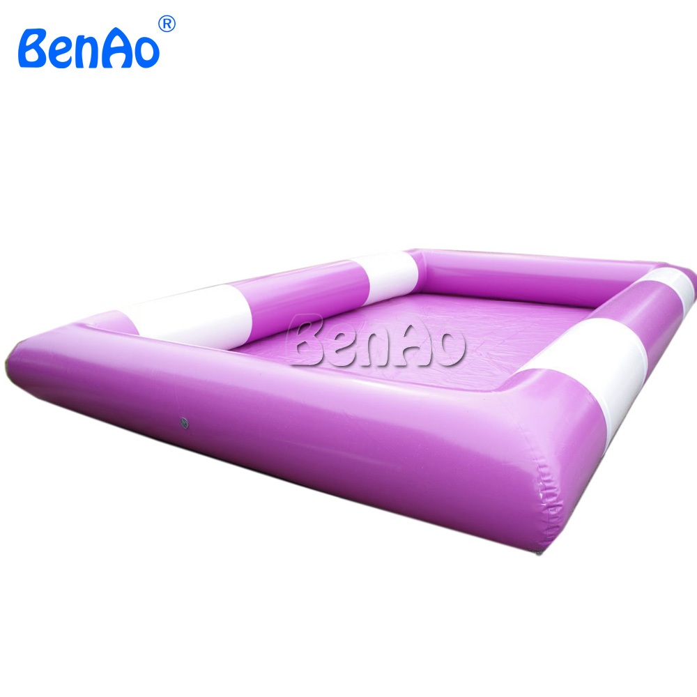 W222  BENAO 3*2m   0.9mm Thick durable PVC heavy-duty water inflatable pool/portable kids water walking ball inflatable poolW222  BENAO 3*2m   0.9mm Thick durable PVC heavy-duty water inflatable pool/portable kids water walking ball inflatable pool