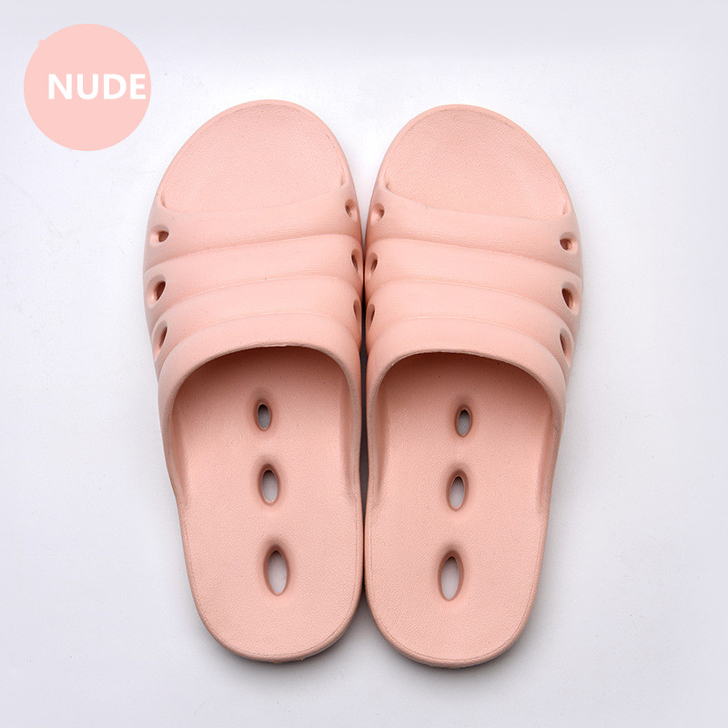 Suihyung Women's Shoes New Summer Beach Slippers Soft Bottom Home Bathroom Non-slip Slippers Flip Flops Female EVA Flat Sandals