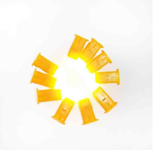 LED 電子キャンドルパーティーの装飾家庭用装飾キャンドルランタンアクセサリーキャンドルランプカラフルな黄色光