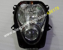 Hot Sales,Front Headlight Headlamp For Suzuki GSXR1300 Hayabusa GSX-R1300 1999-2007 Motorcycle Head Lighting Lamp Assembly Parts
