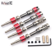 Mirbest RC upgraded parts metal tire drive shaft upgraded CVD For WLto
