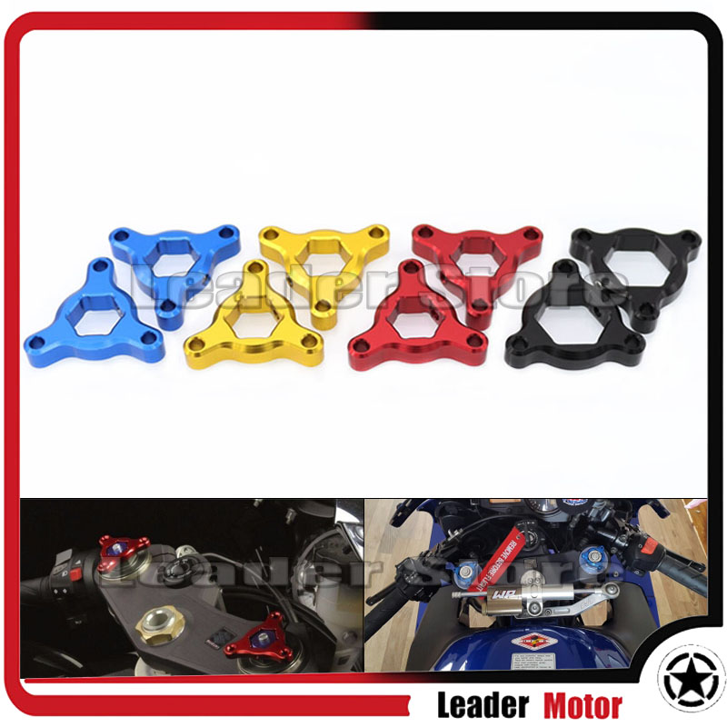 Para Suzuki GSXR 600 GSX-R600 GSXR600 Motocicleta Accesorios CNC Aluninum 22mm S