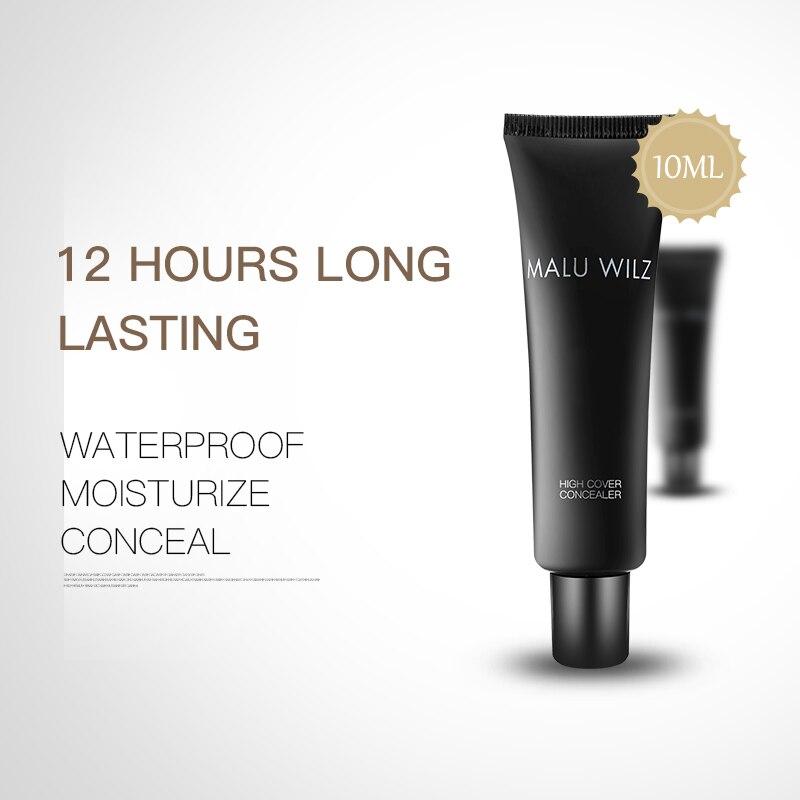 German Brand Malu Wilz high cover 10ml liquid concealer makeup cosmetics corrector