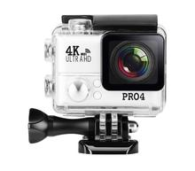 Mini Camcorder Wifi 4K Pro4 Video Action Camera With 170 Wide Angle Lens 60M Waterproof Camcorder