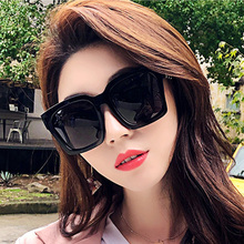 MIZHO Anti-Reflective Square Sunglasses Men Polarized Clear Vision Travel Fashion Plastic Woman Eyewear Polaroid driving Car