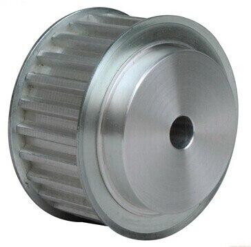 цена 40teeth aluminum pulley HTD 8M type