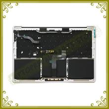 Original New A1708 Palm Rest 2016 Year For Macbook Pro 13″ A1708 Topcase Palmrest US Keyboard Backlight Trackpad Battery Tested