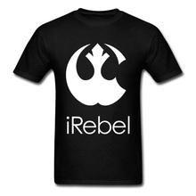 Star Wars T-shirt Rebel Men T Shirt Funny Design Space Cowboy Tee Space X Fairy Tail Tops Anime Attack On Titan Tshirt For Adult design for space