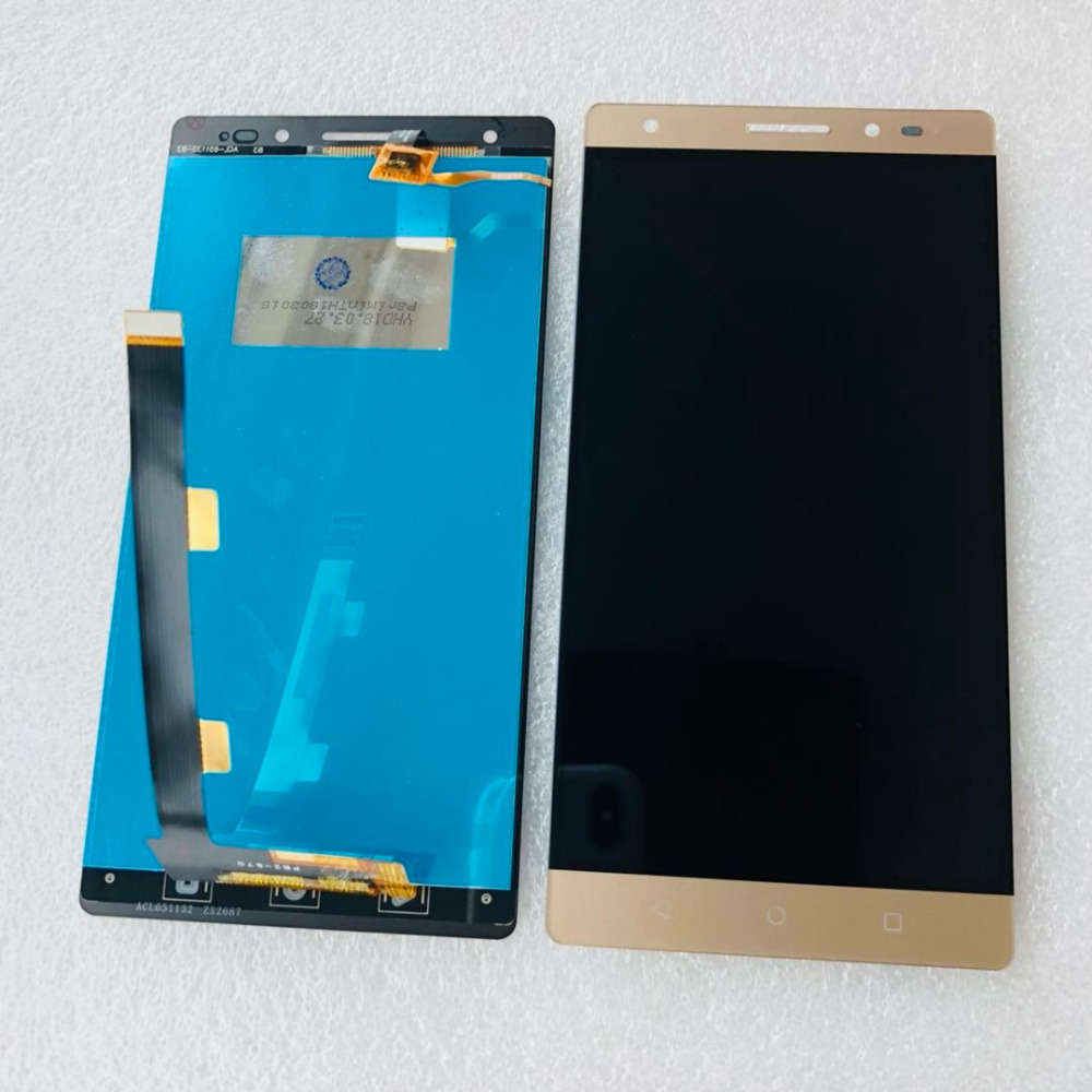 For LENOVO Phab 2 Plus LCD Tested Original For LENOVO PB2 670N PB2 670y PB2 670m
