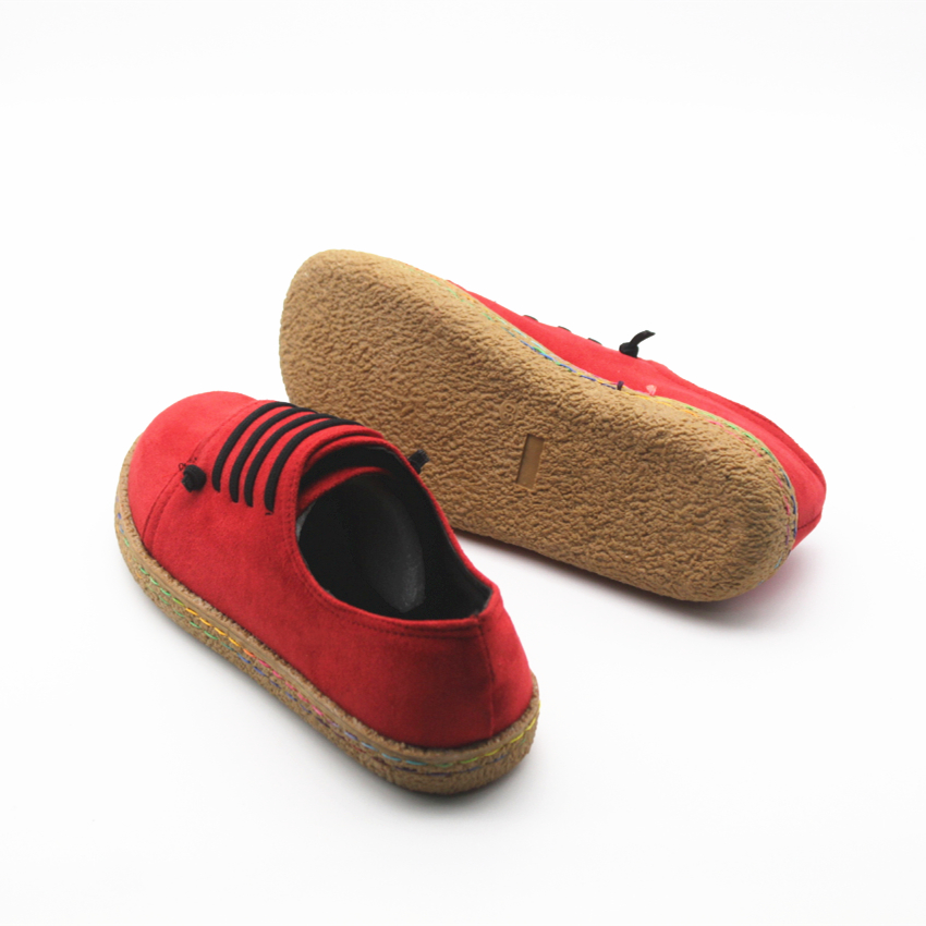 c Mode A Sapatos Taille Cool Femmes Femme Chaussures Rouge Cresfimix Casual Plates Grande d Confortable Femininas Dame b A717 Rue U1apnxdwq