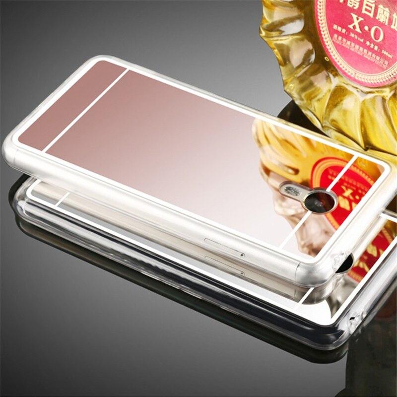 Dreamysow Luxury Mirror Case hot sale For Meizu M3S Mini 3X MX6 ME2 M3 M5S M5 Note Soft Silicone Full Body Cover Fundas