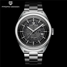 PAGANI DESIGN Brand Men Watches Automatic Mechanical Watch Sport Clock Full Steel Business Retro Wristwatches Relojes Hombre pagani design automatic watch men waterproof mechanical watches mens self winding horloges mannen dropship
