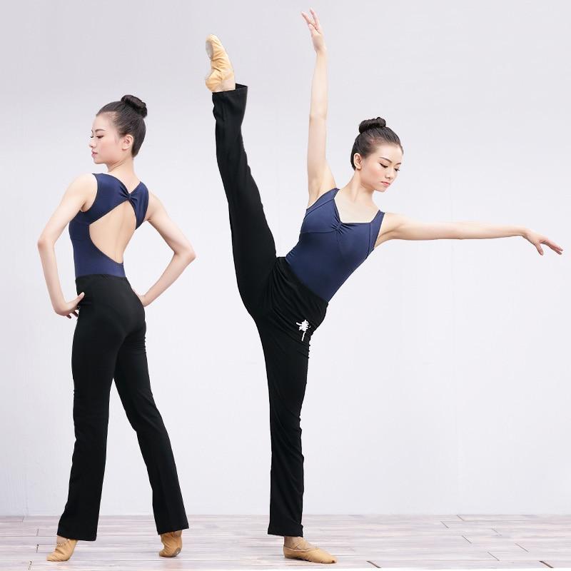 Jogging Sport Dance Pants Teenagers Yoga Black Trousers Fitness Women Training Girl
