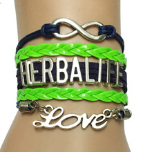 Drop Shipping Herbalife Bracelet-Cosmetics Friendship Jewelry Lover
