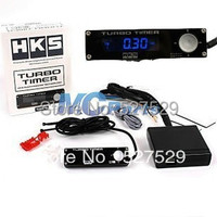 Universal Turbo Timer HK Digital Auto Turbo Timer Type 0 With Blue LCD Light Display