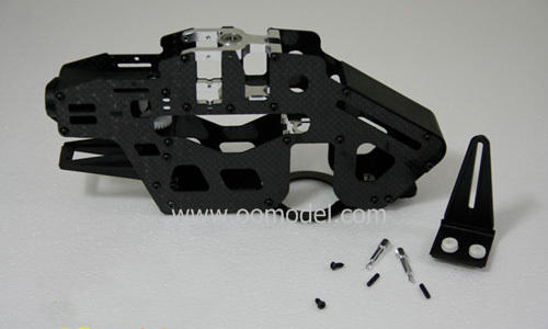 Tarot 450 Main Frame Set TL2336 Tarot 450 RC Helicopter Spare Parts FreeTrack Shipping tarot tl48023 01 metal carbon fiber tail gearbox assembly tarot 450 rc helicopter spare parts freetrack shipping