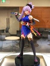 Los/wielki rozkaz FGO Saber Servent Miyamoto Musashi Furyu 18 CM Model postaci zabawki