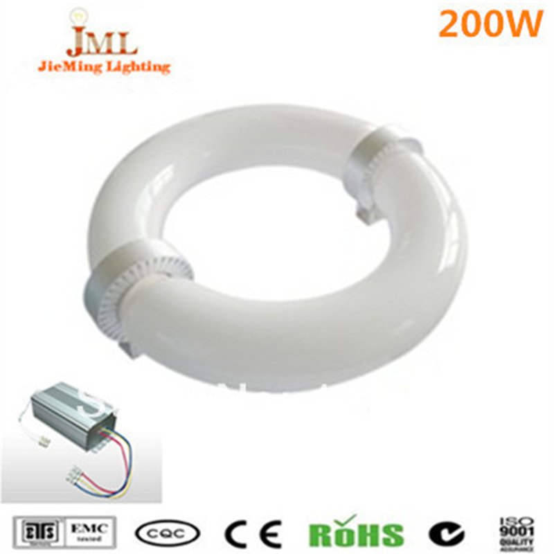 New style Electrodeless discharge induction lamp 200W 16000lm 110V-220V induction lamps night lamps For Bedroom Kicthen Stairs 60w square shape induction lamp ac220v ac110v ac 100 300v lvd lamp electrodeless discharge lamp 2700k 6500k 100 000hs ballast