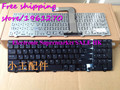 Free shipping for DELL N5110 M501Z M5110 M511R keyboard