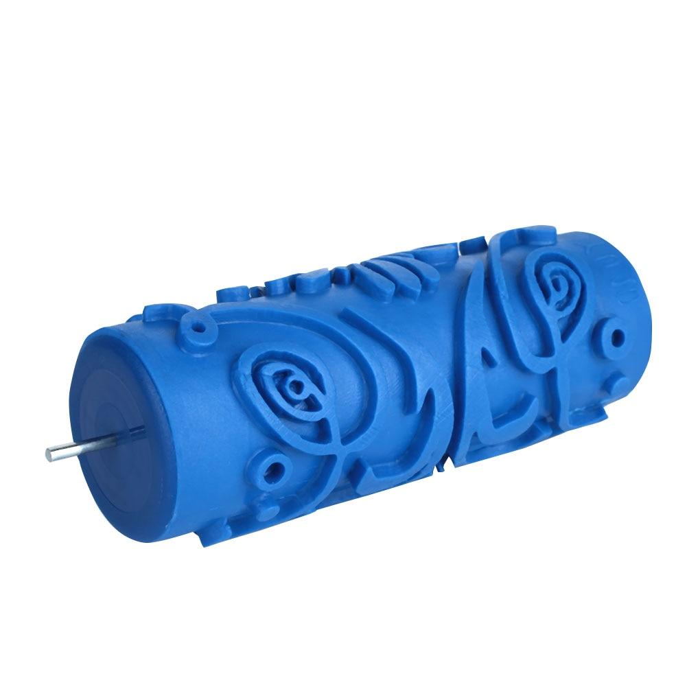 Уместная резиновая кисть для рулонных кистей обои для дома настенная Краска Инструмент липкая роликовая настенная роликовая щетка