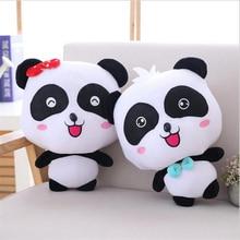 цена на Lovely Shyness Panda Soft Plush Toy Stuffed Animal Plush Doll Valentine's Gift & Birthday Gift