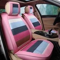 Сиденья для милых девочек Для женщин Аксессуары для Защитные чехлы для сидений, сшитые специально для great wall haval h2 h5 h5 h9 hover h3 h5 hummer h2 zotye t600 opel