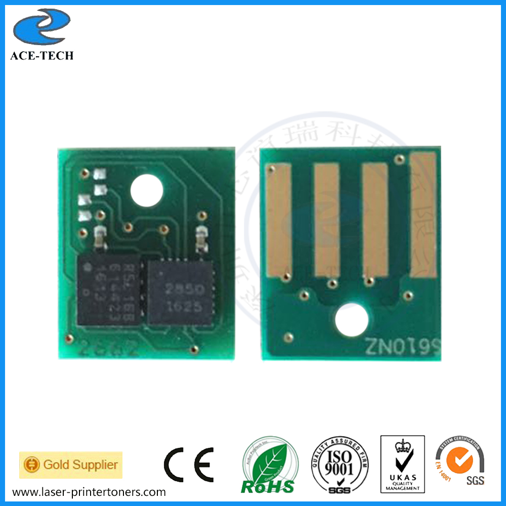 Compatible toner chip for Lexmark MS410 MS510 MS610 North America laser printer cartridge 50F1X00 (501X) 10K чип картриджа balson lexmark x 850 x 852 x 854 30k x850h21g chip for lexmark x850 852 854