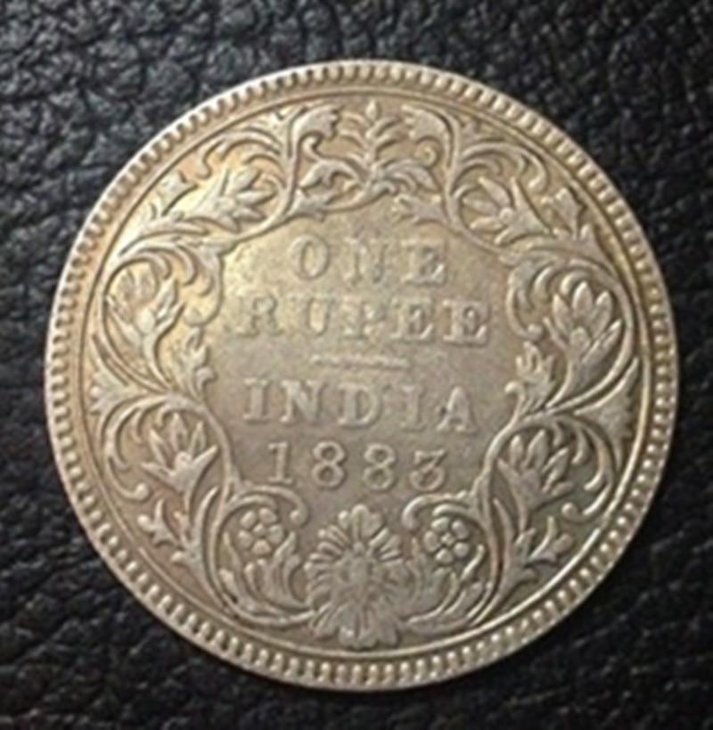 EIN SATZ VON /(1893-1900/) 7 stücke Großbritannien silber crown Königin Victoria verschleierte kopf kopie münze