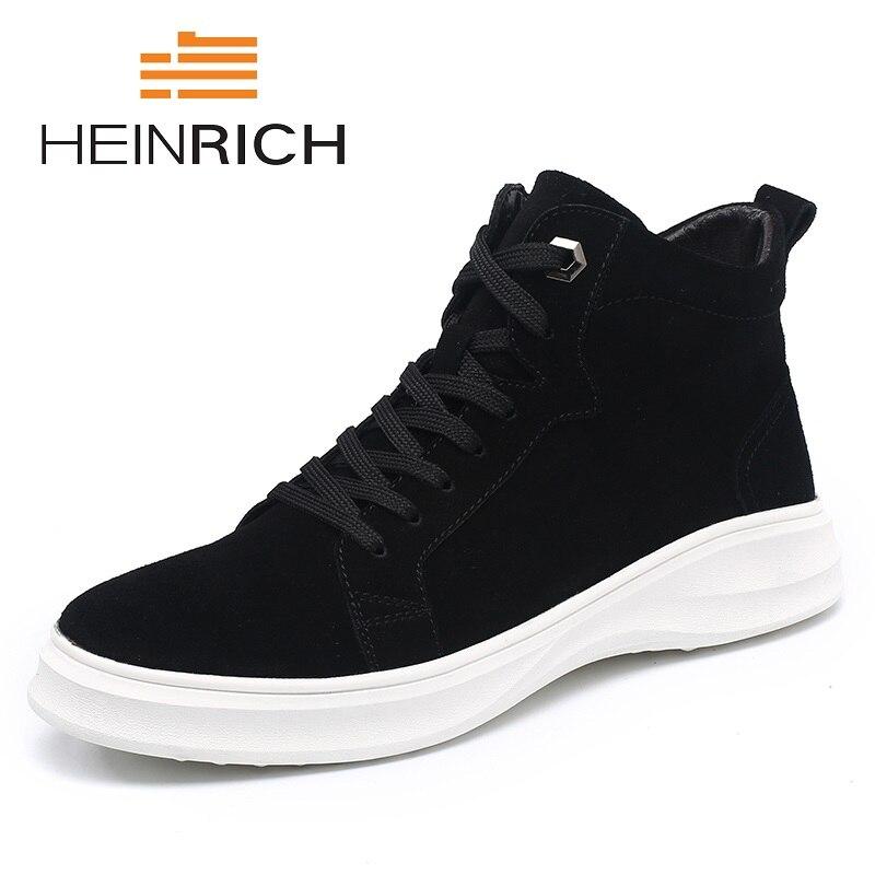 Britânico Botas À Masculinos De High Masculina Listagem A Nova branco Pelúcia 2018 Black Preto up Lace Feitos Mão Sapatos Costura top Heinrich Estilo qwx0XYaO