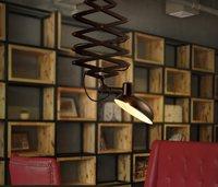 Endüstriyel Tavan Lambaları Restoran Aydınlatma Basit Yaratıcı Bar Depo Retro Çatı Lambaları