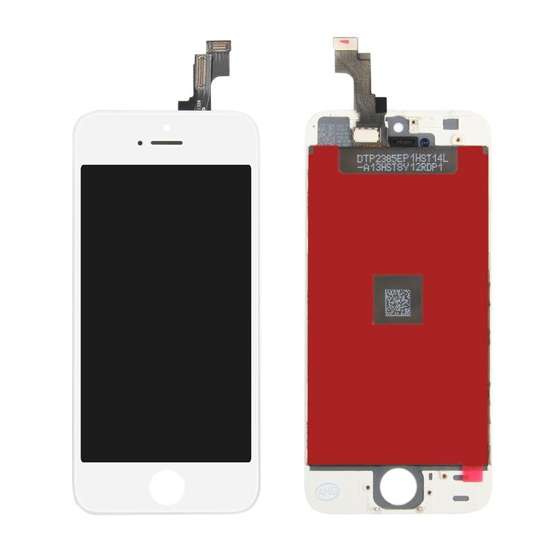 imágenes para 100% Probado para el iphone 6 pantalla LCD de Pantalla Completa y Táctil de Cristal Digitalizador Reemplazo Asamblea para el iphone 6 Highscreen LCDS