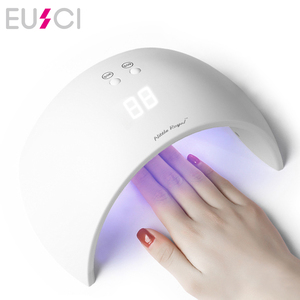 UV LED Nail Lamp For