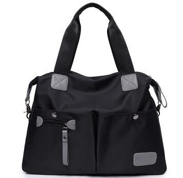 2018 spring and summer new canvas Messenger shoulder bag Oxford diagonal travel bag casual nylon bag spring and summer 2018 new chinese