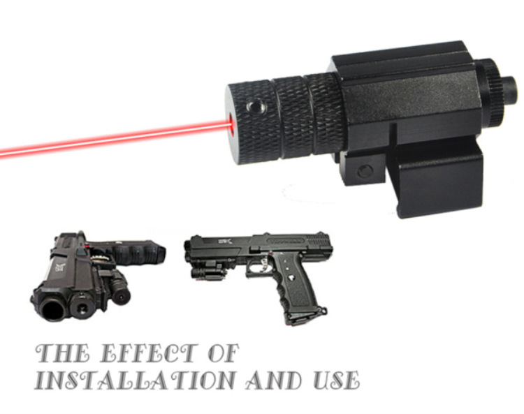 Outdoor Hunting Gun Accessories air pistol grip air gun sight red dot sight red dot laser sight positioning lights