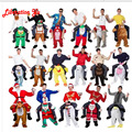 2017 divertido cosplay llevarme oktoberfest fancy pants fancy dress up costume party traje lindo hijos adultos traje de la mascota