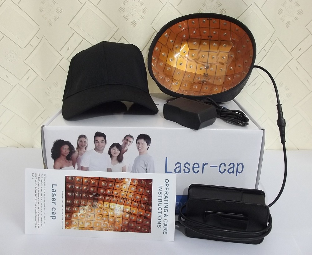 Portable Laser Hair Cap For Hair Loss.80 Laser Diodes.Hair Growth Treatment Now 2nd Battery Pack Free-in Hair Loss Products from Beauty & Health ...