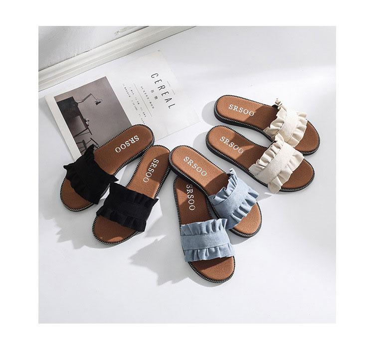 Detalle Comentarios Preguntas sobre Mujeres Zapatillas moda plana ... dd8c236829a2