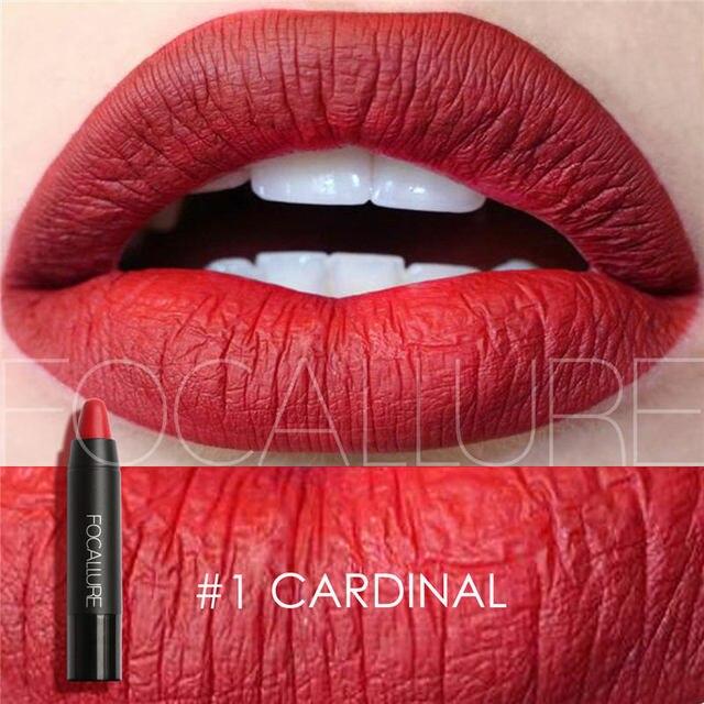 FOCALLURE 19 Colors Matte Lips…