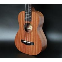 23 Concert Sapele Indonesian Rosewood ukulele small guita travel acoustic guitar Uke 4 Strings Hawaiian Uku Acoustic