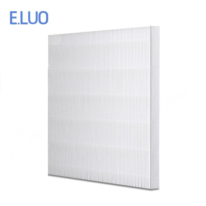 Универсальный DIY белый складчатый фильтр Экран для фильтрации PM2.5 и дымка уборка дома Воздухоочистители фильтр