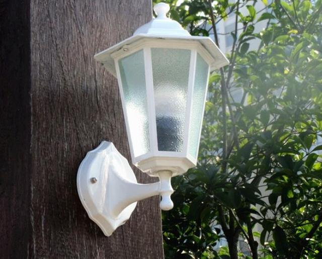 Applique da esterno giardino: applique da esterno leroy merlin
