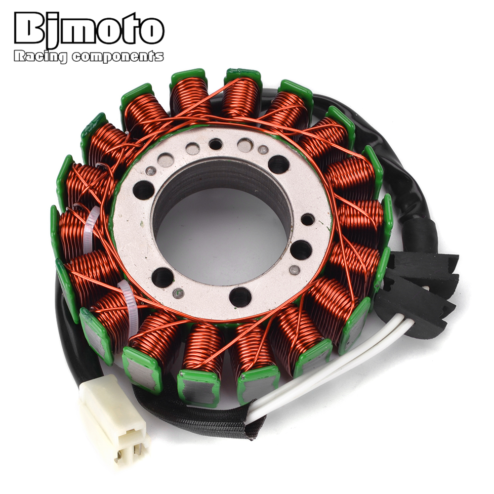 BJMOTO Motorcycle Magneto Engine Stator Generator Coil For Yamaha YZF-R6 1999-2002 YZF R6 Champion Limited Edition 2001