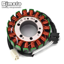 цена на BJMOTO Motorcycle Magneto Engine Stator Generator Coil For Yamaha YZF-R6 1999-2002 YZF R6 Champion Limited Edition 2001
