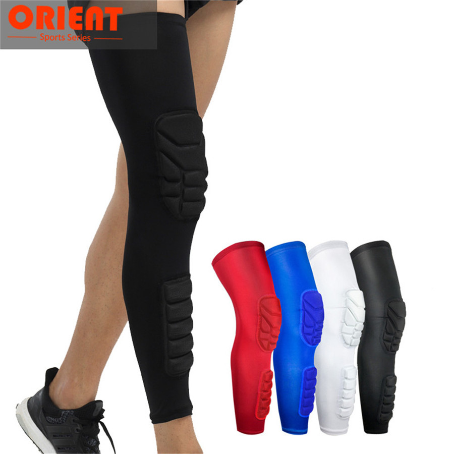 2019 Lengthening breathable exercise knee pads Men and women exercise outdoors to protect their legs from accidental injury 40M7 (16)