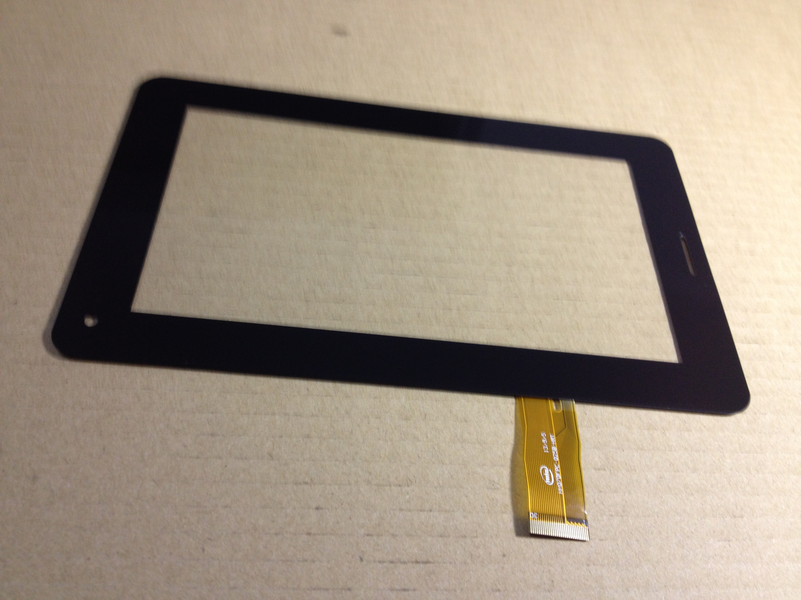 On sale 7 touch replacement tablet touch panel touch screen digitizer glass GM070004G1-FPC-2