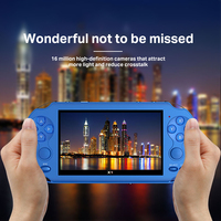 Handheld game console Game console connected to TV X1 Built in camera microphone 4.3inch 4GB 8GB MP5