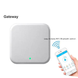 Lock G2 Gateway Wifi-Adapter Remote-Control Bluetooth Smart Electronic App with Usb-Power-Interface