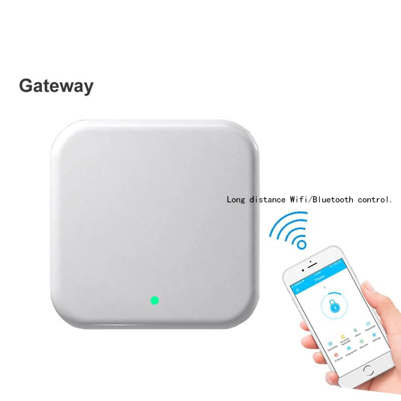 G2 Gateway TT Lock App Bluetooth Remote Control Smart Electronic Door Lock Remote Control With USB Power Interface Wifi Adapter