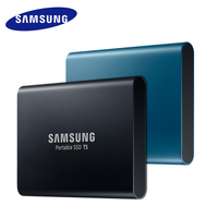SAMSUNG Portable External SSD T5 USB3 1 USB3 0 250GB 500GB 1TB Hard Drive External Solid